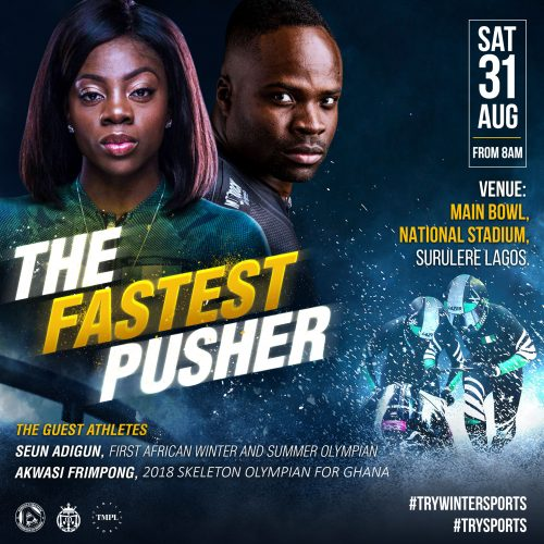 The Fastest Pusher 3 Flyer